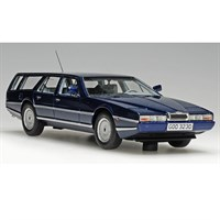 Kess Aston Martin Lagonda Shooting Brake 1987 - Blue 1:43
