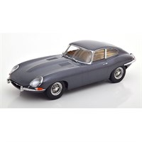 KK Jaguar E-Type Series 1 1961 - Grey Metallic 1:18