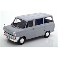 KK Ford Transit Mk.1 Bus 1965 - Light Grey 1:18