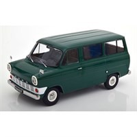 KK Ford Transit Mk.1 Bus 1965 - Dark Green 1:18