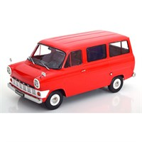 KK Ford Transit Mk.1 Bus 1965 - Light Red 1:18