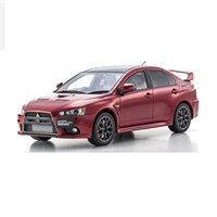 Kyosho Mitsubishi Lancer Evolution X - Red 1:18