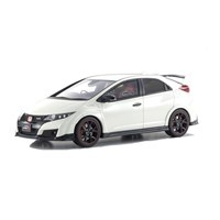Honda Civic Type R - White 1:18