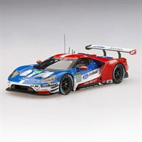 TrueScale Miniatures Ford GT - 2017 Le Mans 24 Hours - #68 1:43