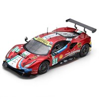 Look Smart Ferrari 488 GTE - 2018 Le Mans 24 Hours - #51 1:43