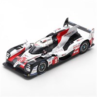 Spark Toyota TS050 - 1st 2019 Le Mans 24 Hours - #8 1:43