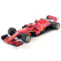 Look Smart Ferrari SF71H - 1st Australian Grand Prix 2018 - #5 S. Vettel 1:18