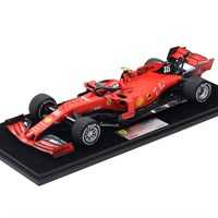 Look Smart Ferrari SF90 - 2019 Singapore Grand Prix - #16 C. Leclerc 1:18