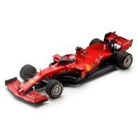 Look Smart Ferrari SF1000 - 2020 Barcelona Test - #5 S. Vettel 1:18