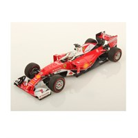 Look Smart Ferrari SF16-H - 2016 Australian Grand Prix - #5 S. Vettel 1:18