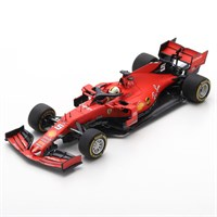 Look Smart Ferrari SF90 - 2019 Chinese Grand Prix - #5 S. Vettel 1:43