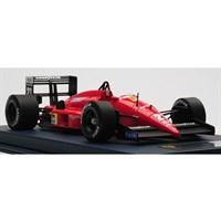 Look Smart Ferrari F1 87/88 - 1988 Italian Grand Prix - #27 M. Alboreto 1:18