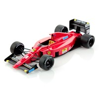 Look Smart Ferrari F1 640 - 1st 1989 Portuguese Grand Prix - #28 G. Berger 1:18