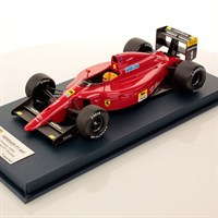Look Smart Ferrari F1 641 - 1990 French Grand Prix - #1 A. Prost 1:18