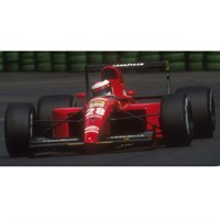Look Smart Ferrari 643 - 1991 German Grand Prix - #28 J. Alesi 1:18