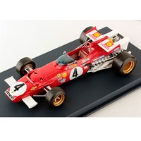 Look Smart Ferrari 312B - 1st Italian Grand Prix 1970 - #4 C. Regazzoni 1:18