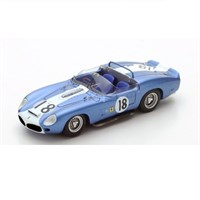 Look Smart Ferrari TRI/61 - 1962 Le Mans 24 Hours - #18 1:43