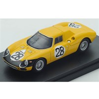 Look Smart Ferrari 250 LM - 1966 Le Mans 24 Hours - #28 1:43