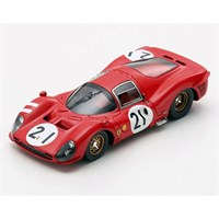 Look Smart Ferrari 330 P3 - 1966 Le Mans 24 Hours - #21 1:43