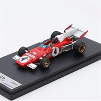 Look Smart Ferrari 312 B2 - 1st 1972 German Grand Prix - #4 J. Ickx 1:43