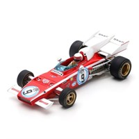Look Smart Ferrari 312 B2 - 1972 Argentinian Grand Prix - #9 C. Regazzoni 1:43