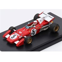 Look Smart Ferrari 312 B2 - 1971 British Grand Prix - #5 C. Regazzoni 1:43