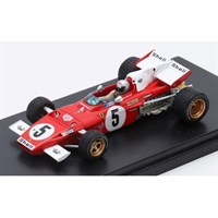 Look Smart Ferrari 312 B2 - 1971 German Grand Prix - #5 M. Andretti 1:43