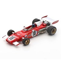Look Smart Ferrari 312 B2 - 1973 Argentinian Grand Prix - #18 J. Ickx 1:43