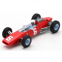 Look Smart Ferrari 156 - 1964 Italian Grand Prix - #6 L. Scarfiotti 1:43