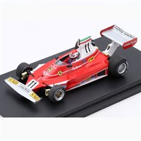 Look Smart Ferrari 312T - 1st 1975 Italian Grand Prix - #11 C. Regazzoni 1:43