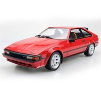 Lucky Step Toyota Celica Supra Mk2 - Red 1:18