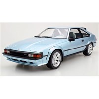 Lucky Step Toyota Celica Supra Mk2 - Light Blue Metallic 1:18
