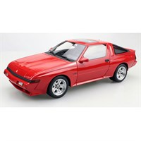 Lucky Step Mitsubishi Starion - Red 1:18