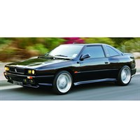 Lucky Step Maserati Shamal - Black 1:18