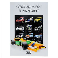 Minichamps 2019 Catalogue Edition 1
