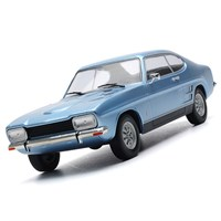 MCG Ford Capri Mk.1 1973 - Light Blue Metallic 1:18