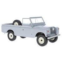 Land Rover 109 Pickup Series II 1959 - Grey 1:18