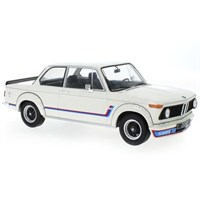 MCG BMW 2002 Turbo 1973 - White 1:18