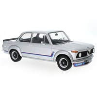 MCG BMW 2002 Turbo 1973 - Silver 1:18