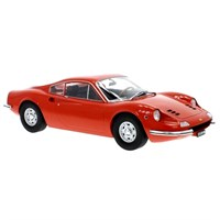 MCG Ferrari Dino 246 GT 1969 - Light Red 1:18