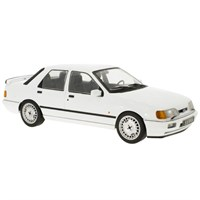 MCG Ford Sierra Cosworth 1988 - White 1:18