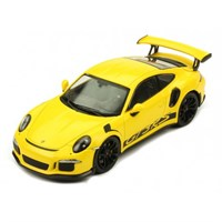 IXO Porsche 911 (991) GT3 RS 2017 - Yellow 1:43
