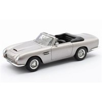 Matrix Aston Martin DB6 Volante 1966 - Grey Metallic 1:43