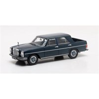 Matrix Binz MB W115 Pick-Up Double Cab 1972 - Blue 1:43