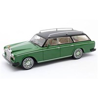 Matrix Rolls-Royce Silver Shadow Estate FLM Panelcraft 1980 - Green 1:43