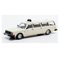 Matrix Volvo 245 Transfer Taxi 1978 - White 1:43