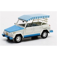 Matrix Volkswagen Thing Acapulco Edition 1979 - White/Blue 1:43