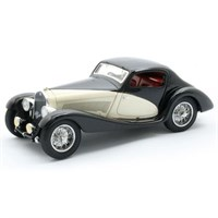 Matrix Alfa Romeo 6C 1750 GS Figoni Coupe 1933 - Black/White 1:43