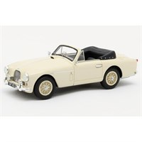 Matrix Aston Martin DB2/4 MkII DHC By Tickford 1955 Open - White 1:43