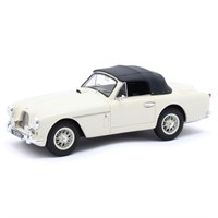 Matrix Aston Martin DB2/4 MkII DHC By Tickford 1955 Closed - White 1:43